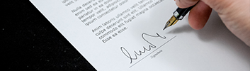 Печать на документах предприятия: обязанность или право?
